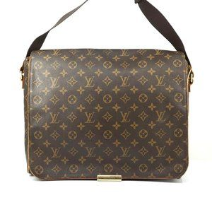 Auth Louis Vuitton Bastille Crossbody #728L32